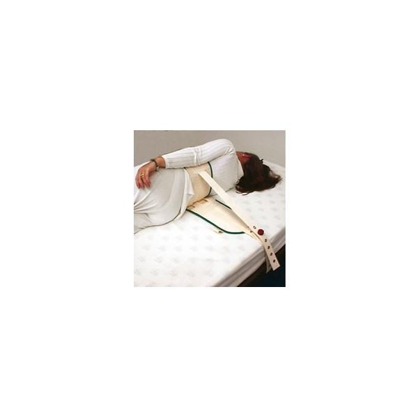 Cinturón abdominal cama con imán