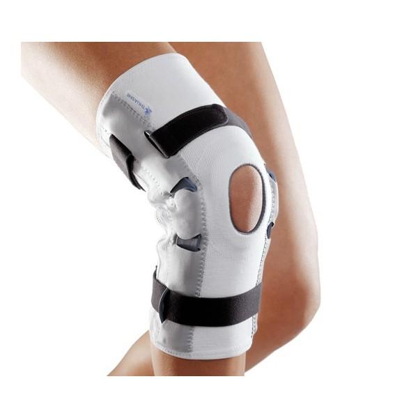 Rodillera para ligamentos articulada