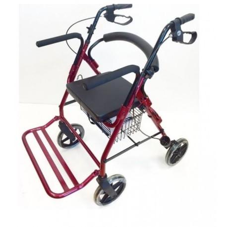 Andador Rollator silla Century