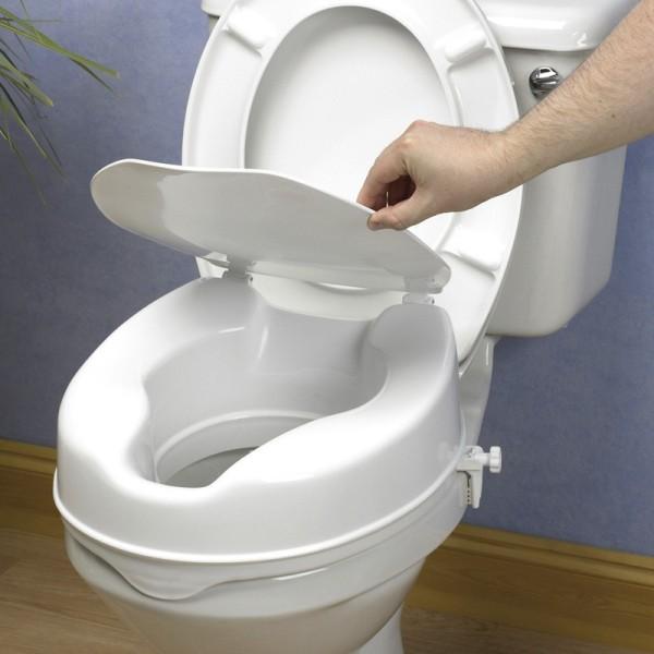 Elevador WC 10 con tapa
