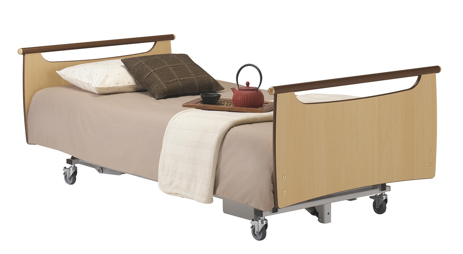 cama hospital althzeimer