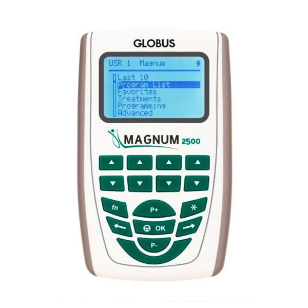 Magnetoterapia Globus Magnum 2500 de 2 Canales