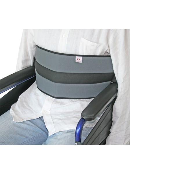 Cinturón ancho para silla ruedas