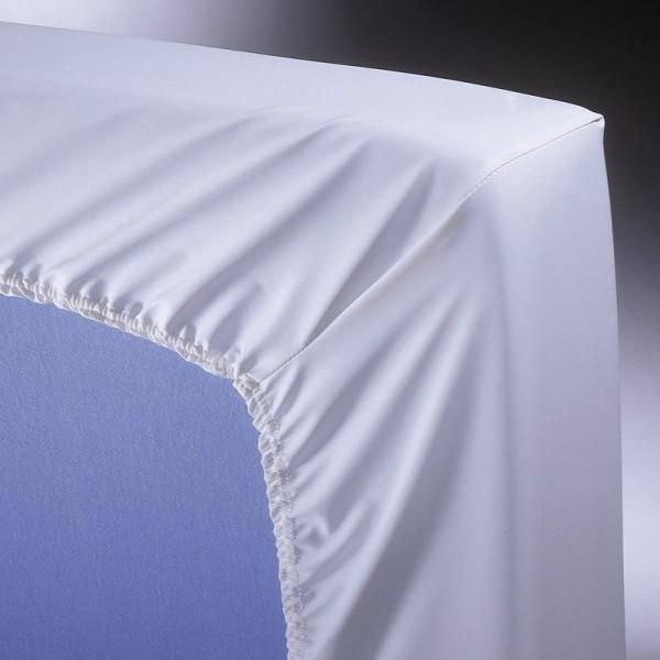 Protector de rizo de algodón transpirable 90x190/200 cm