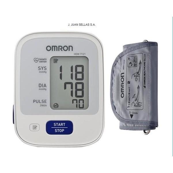 Omron M3 - Monitor de presión arterial automático de brazo,